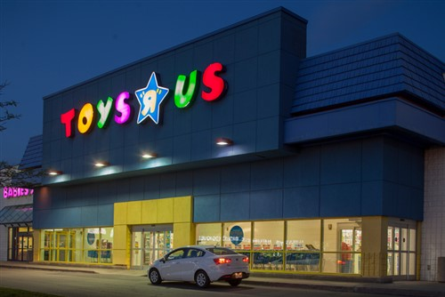 "Fairfax completes acquisition of Canada operations of beleaguered Toys ""R"" Us"