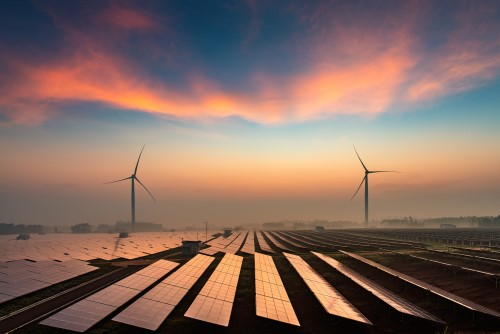 Pension board invests in renewable power assets