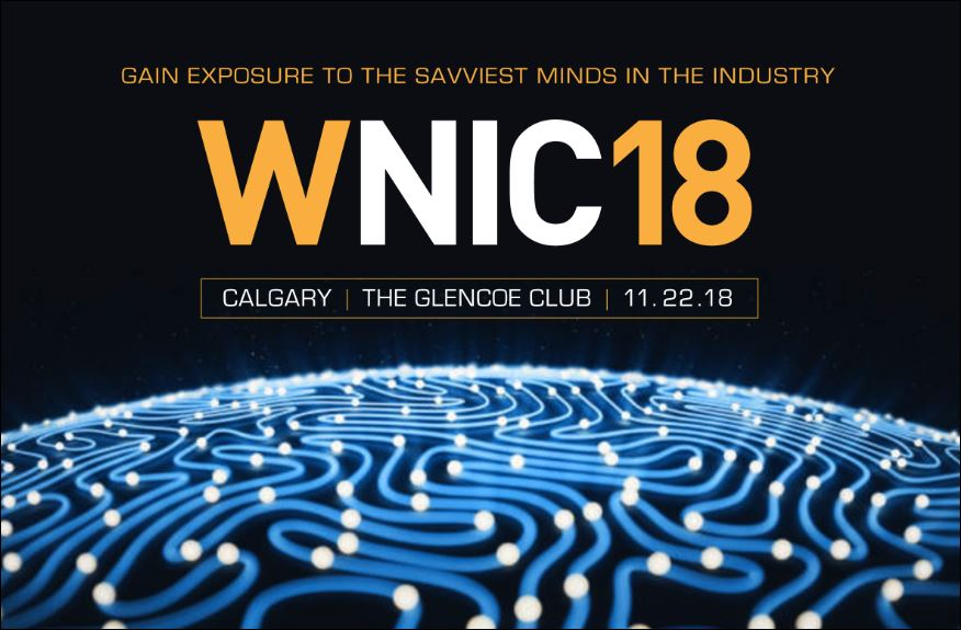 WNIC18 exhibitor booths now available