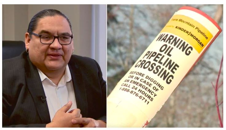 More than 100 First Nations could purchase the Trans Mountain expansion pipeline