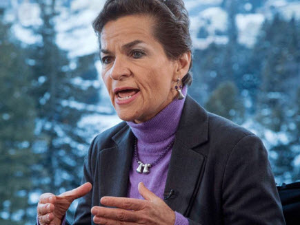 U.N. Official Admits Global Warming Agenda Is Really About Destroying Capitalism