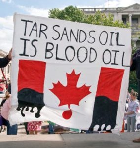 The Tar Sands Campaign Against the Overseas Export of Canadian Oil: Activism or Economic Sabotage?