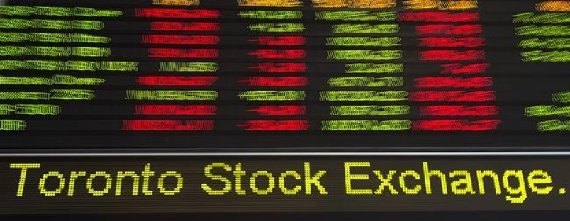Toronto stock market gains 8.5 percent in January on surging crude oil prices