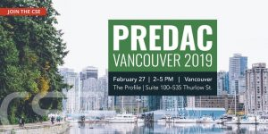Predac Vancouver 2019 Tickets, Wed, 27 Feb 2019 at 2:00 PM, by CSE – Canadian Securities Exchange