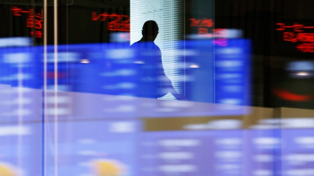 Toronto stock market breaks 12-day rally on global growth concerns