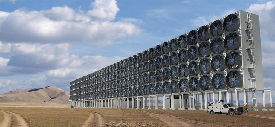 BHP Group invests US $6M in Carbon Engineering