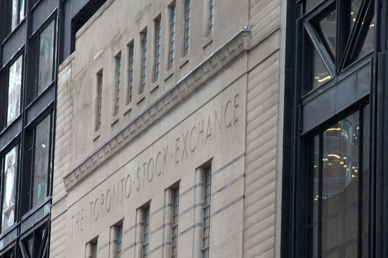 Toronto Stock Exchange rises 0.30 percent