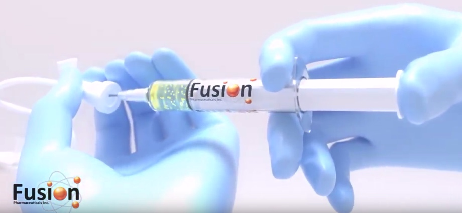 Fusion Pharmaceuticals secures US $105M Series B led by Varian and OrbiMed