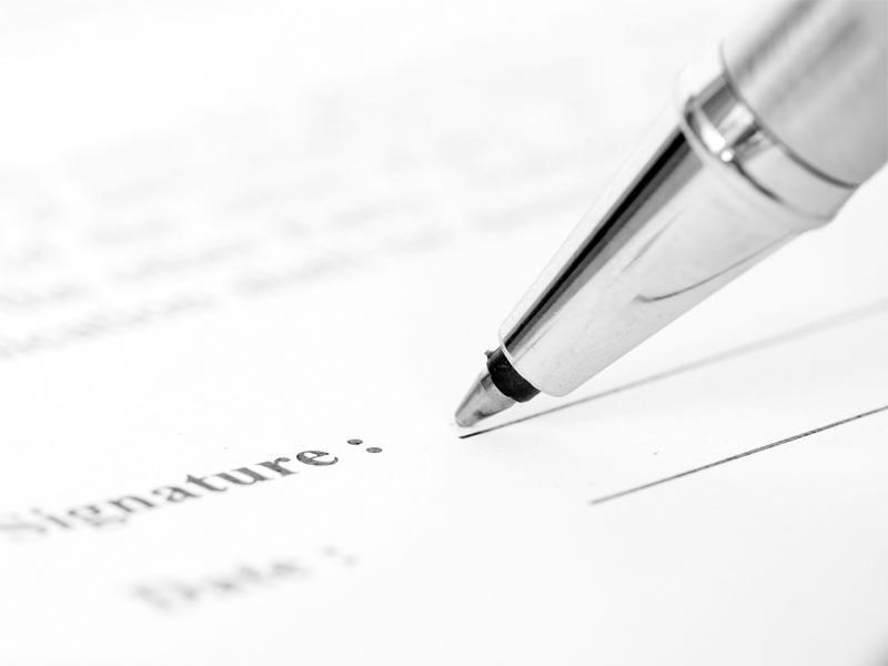 Click to sign: IIROC OKs e-signatures