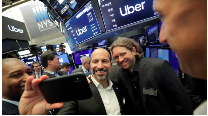Why investors can't wait to buy into Uber, a company that's never made money — and maybe never will