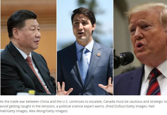 'We need to build allies': How Canada should navigate the escalating U.S.-China trade war