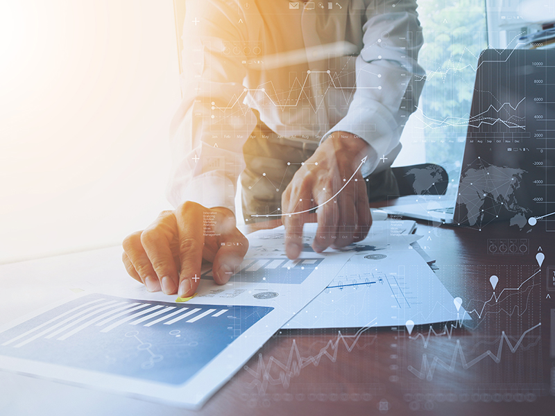 Half of investment managers use alternative data: report