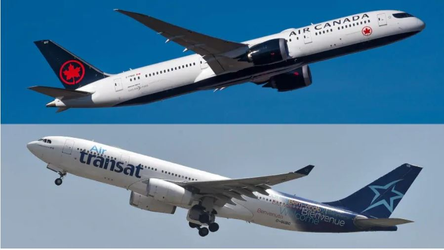 Transat still negotiating takeover with Air Canada, as rival bidder says counteroffer is coming