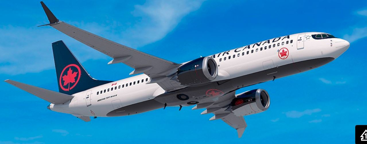 Air Canada named best airline in North America for third consecutive year