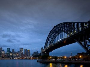 The good times are over for the Australian economy, and Canadians would be wise to take note