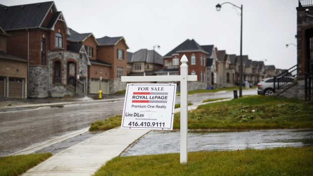 Debt blamed in credit crisis could help Canada with housing risk