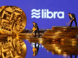 Smaller cryptocurrencies feel pain as criticism of Facebook's Libra grows