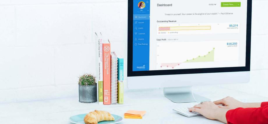 JPMorgan Chase invests in FreshBooks