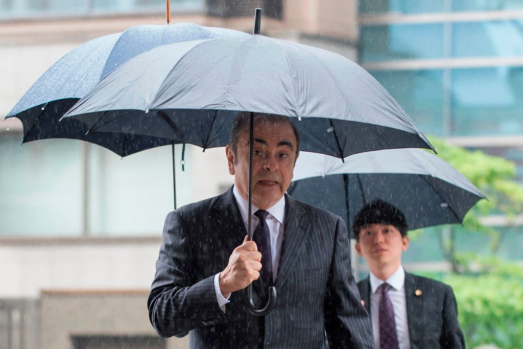 Nissan and Carlos Ghosn Settle S.E.C. Charges of Underreporting Compensation