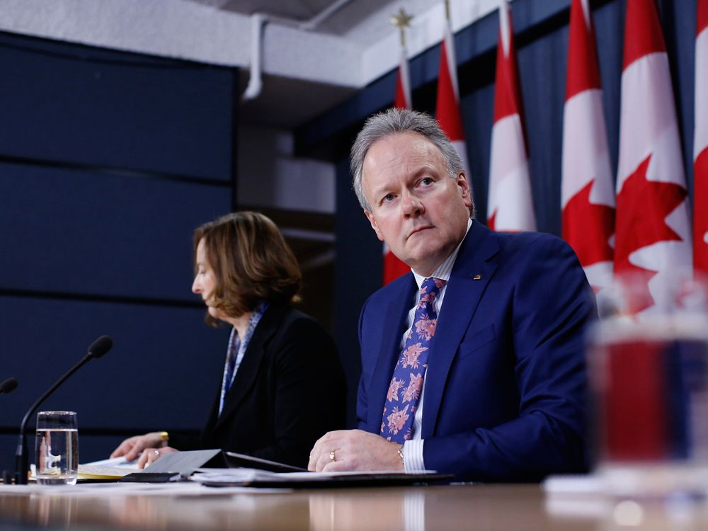 Bank of Canada exploring digital currency that would replace cash, track how people spend money