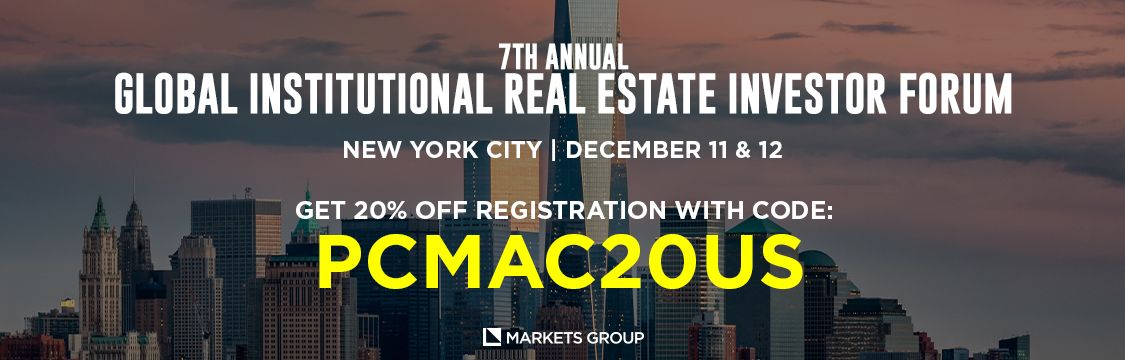 7th Annual Global Institutional Real Estate Investor Forum