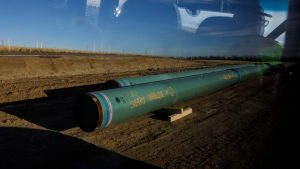 TMX expansion gets underway: Pipe will be 'in the ground before Christmas'
