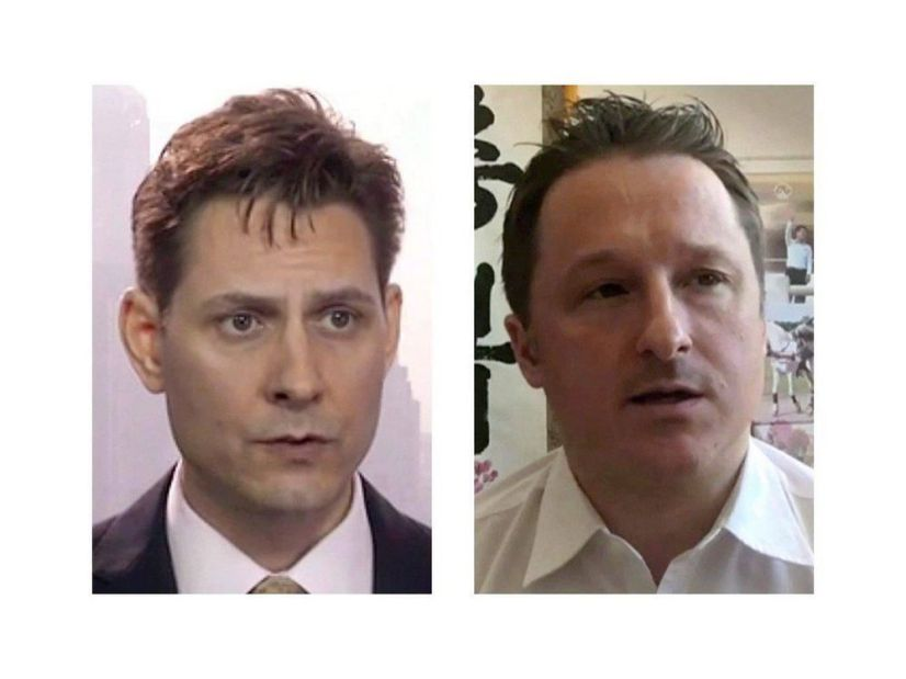 Lamont and Kilgour: Here's what Canada could do to free Michael Kovrig and Michael Spavor