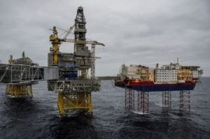 Norway's Giant New Oil Field Sees North Sea Flows to Asia Surge