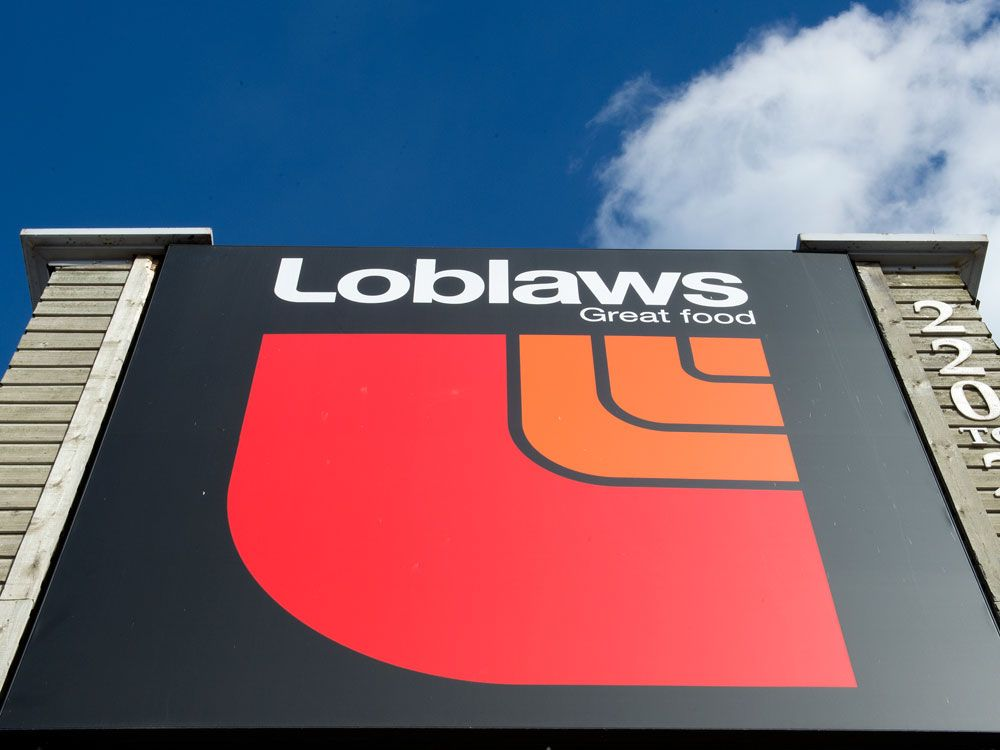 Loblaw is launching an online marketplace selling everything from toys to furniture — very much like Amazon