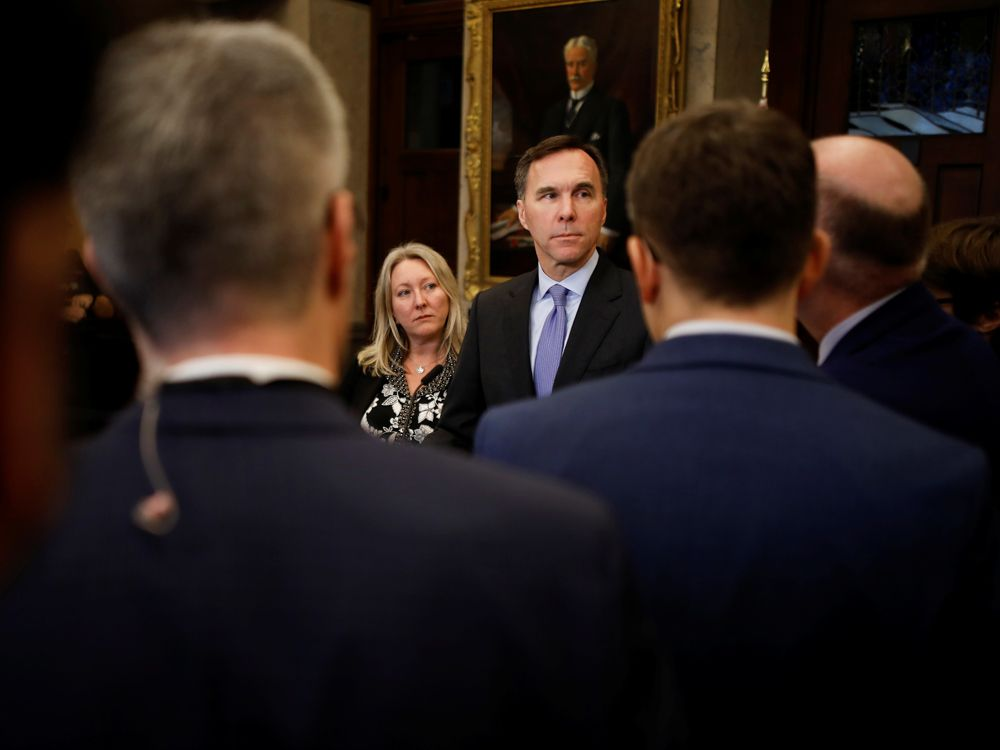 Morneau moves to implement income tax cut for the middle class