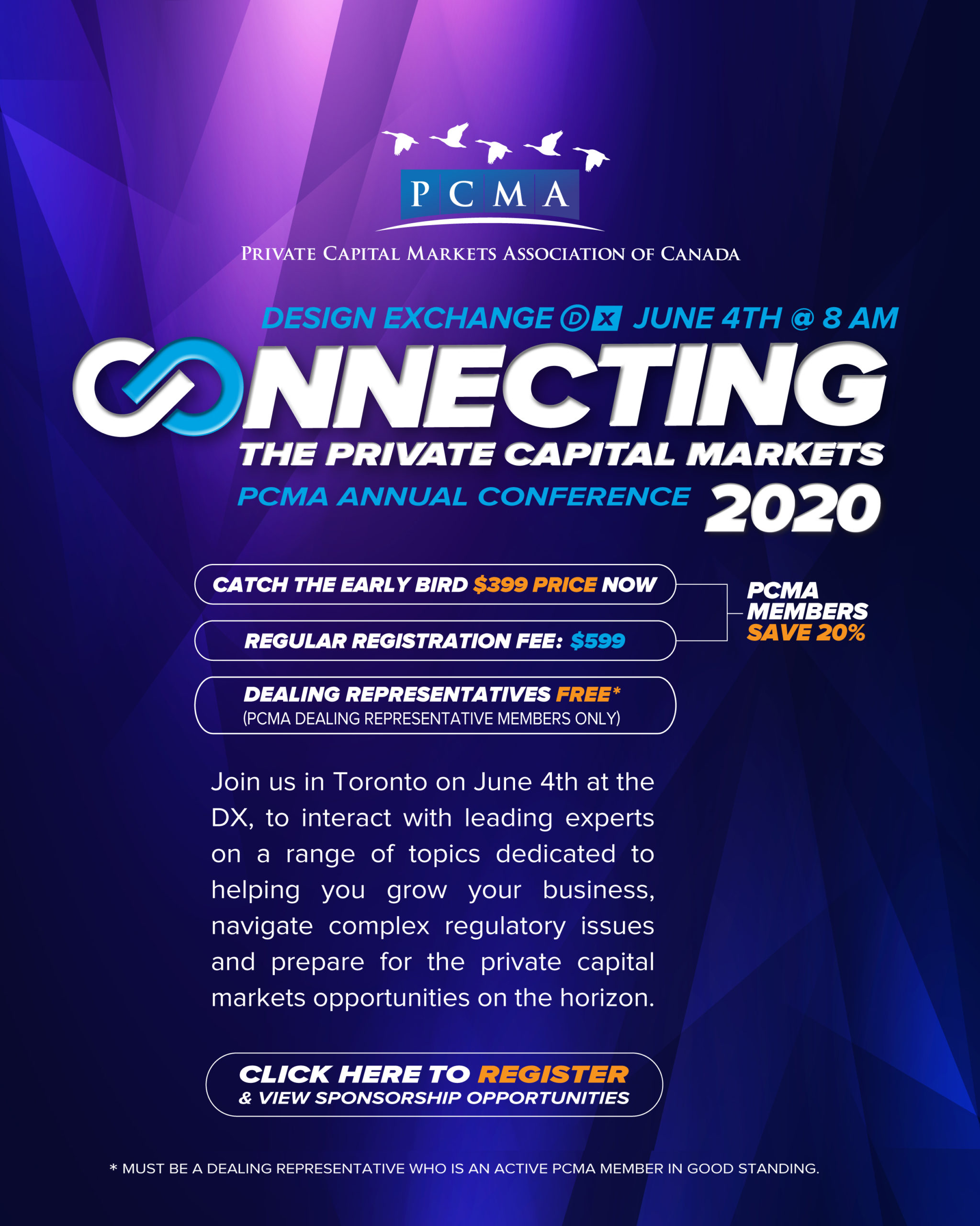 Connecting the Private Capital Markets: PCMA Annual Conference 2020