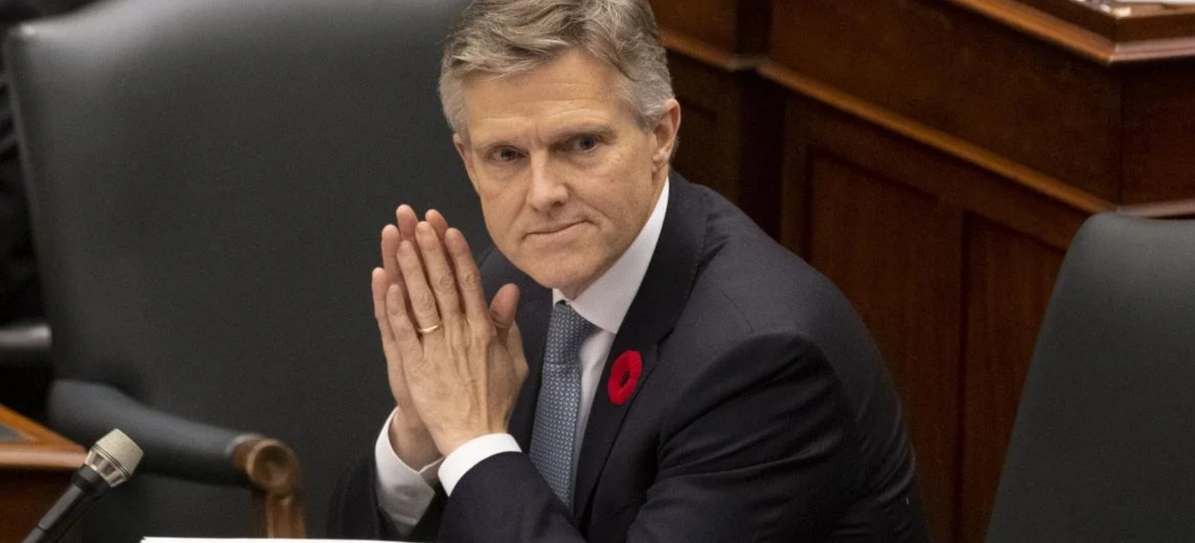 What a difference 1 per cent makes: Ontario's finances now sustainable, budget watchdog says