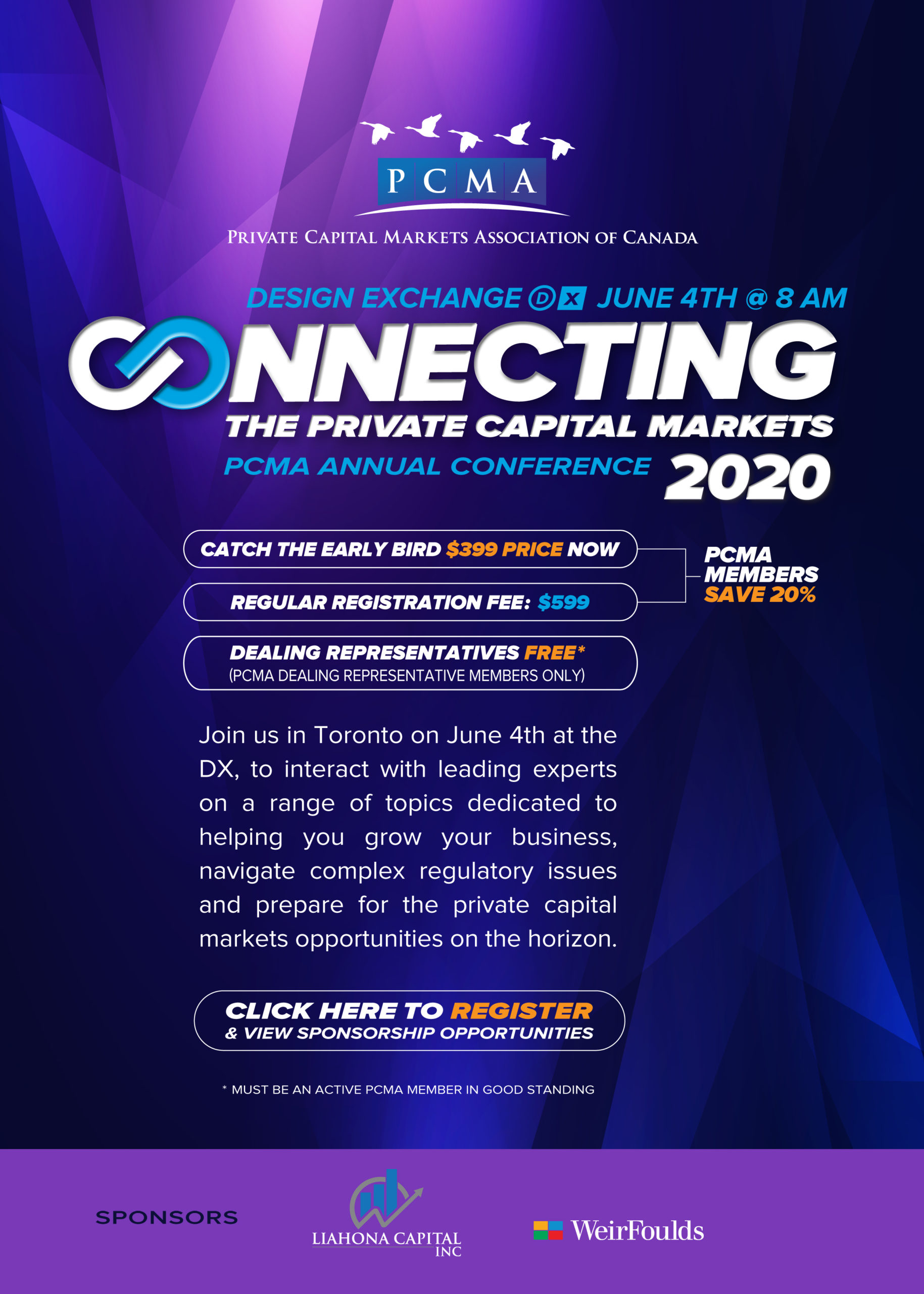 PCMA 2020 NATIONAL CONFERENCE