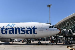 Coronavirus pushing Transat bookings down as airline stocks plummet