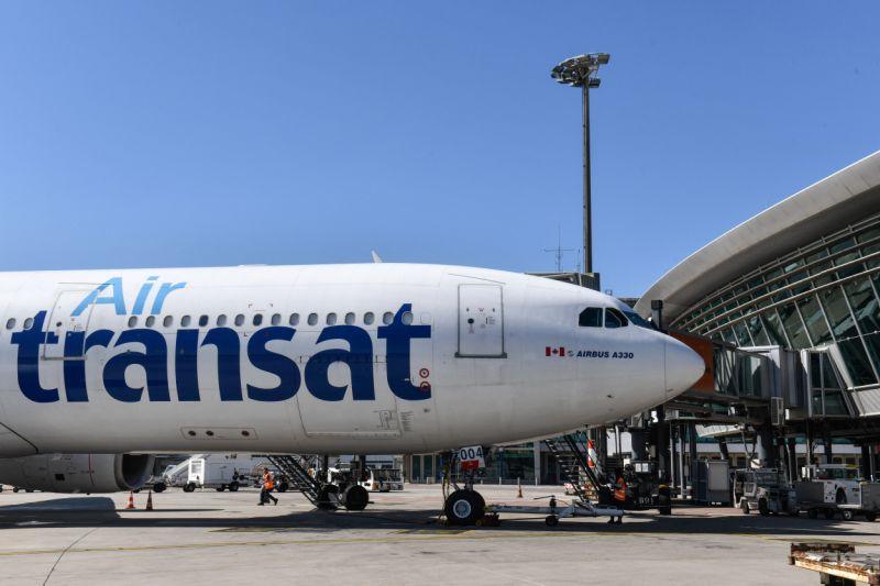 Coronavirus pushing Transat bookings down as airline stocks plummet