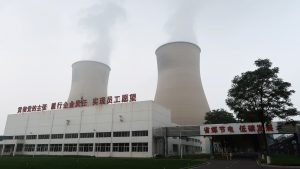 China fires up coal power plant construction
