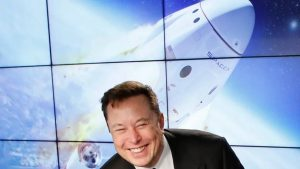 Elon Musk's company SpaceX applies to offer high-speed internet service to Canadians