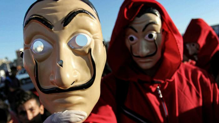 The real 'Money Heist' is taking place in private equity
