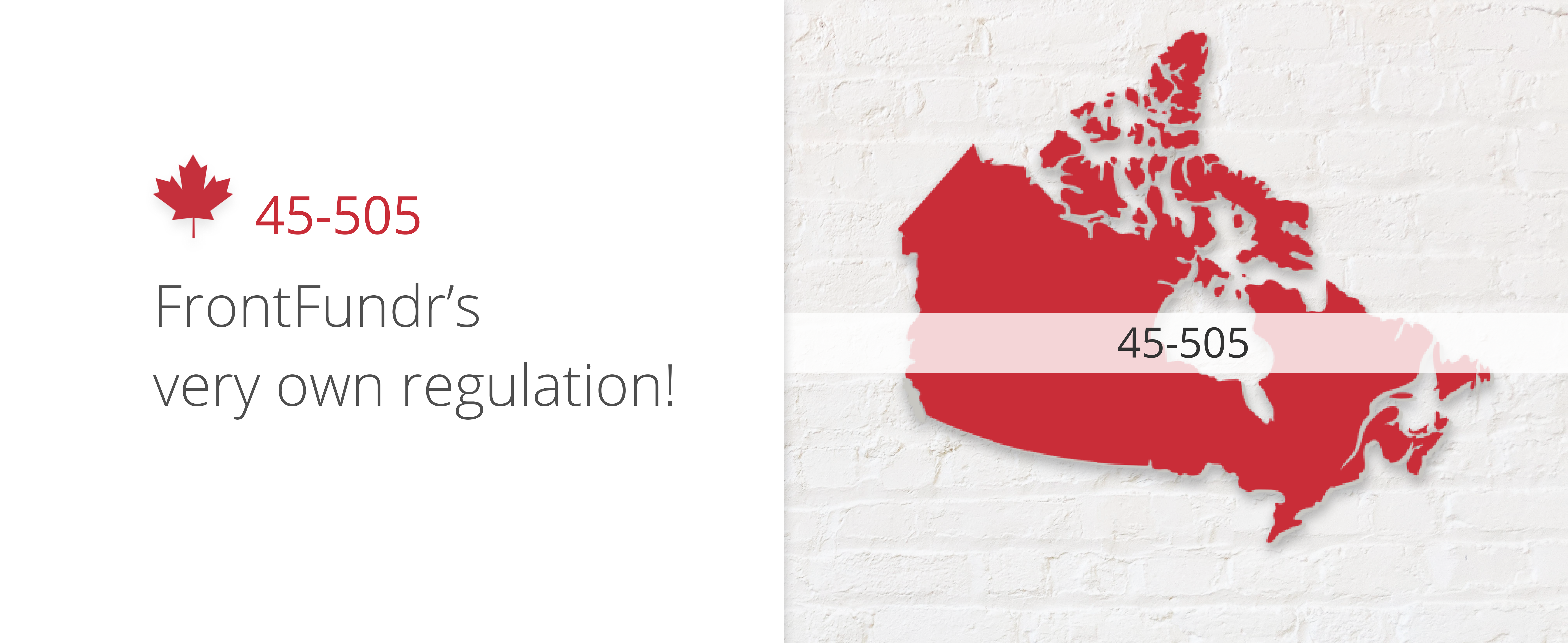 Ontario Securities Rule 45-505: FrontfFundr's Regulation for Connecting All Entrepreneurs and Investors