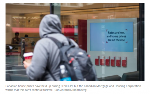 CMHC urges lenders to stop offering so many high-risk mortgages