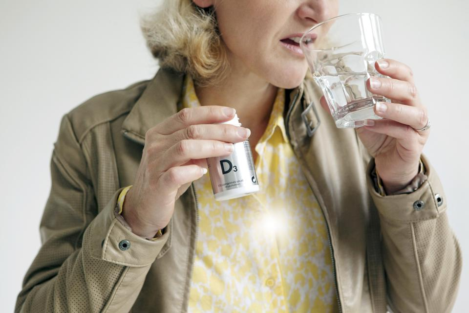 Study Suggests Reduced Mortality Risk For Covid-19 May Be Associated With Adequate Vitamin D Levels