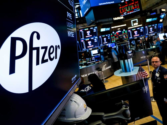 Pfizer says it has a COVID vaccine that prevents 90% of infections — and markets are going crazy