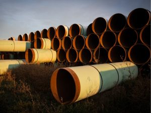 TC Energy shares fall on reports Joe Biden set to block Keystone XL pipeline