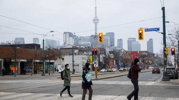 No Reprieve for Canada's Financial Capital as Lockdown Extended