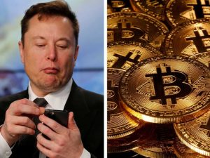 Bitcoin soars to record $44,000 after Tesla takes $1.5 billion stake