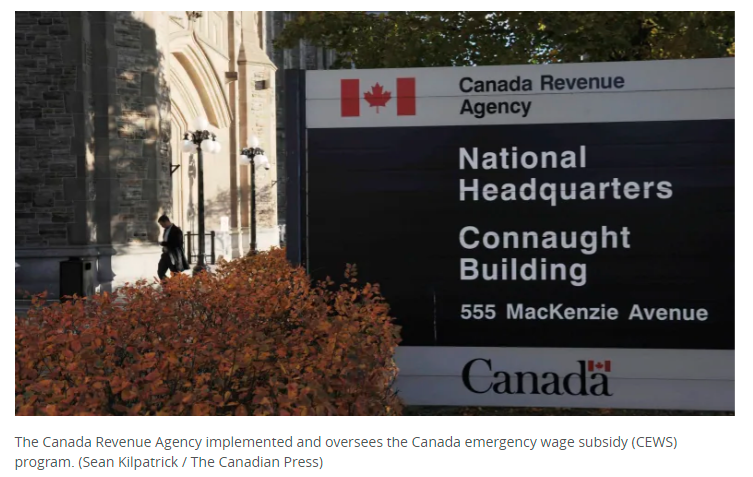 CRA has nearly 1,200 complaints of companies misusing COVID money, but has issued no fines
