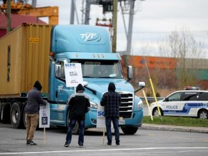 Ottawa says it will step in as Port of Montreal strike threatens widespread hit to economy