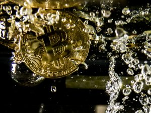 Cryptocurrency's nouveau riche lament sudden losses with Bitcoin in freefall