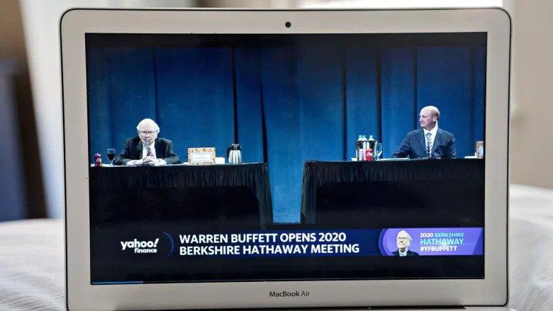Edmonton-born Greg Abel picked as Warren Buffett's successor as Berkshire Hathaway CEO