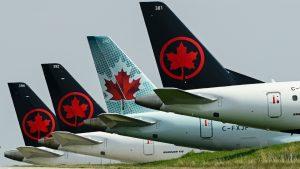 Air Canada says senior executives to voluntarily return 2020 bonuses